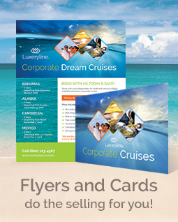 Flyers, Postcards, Brochures